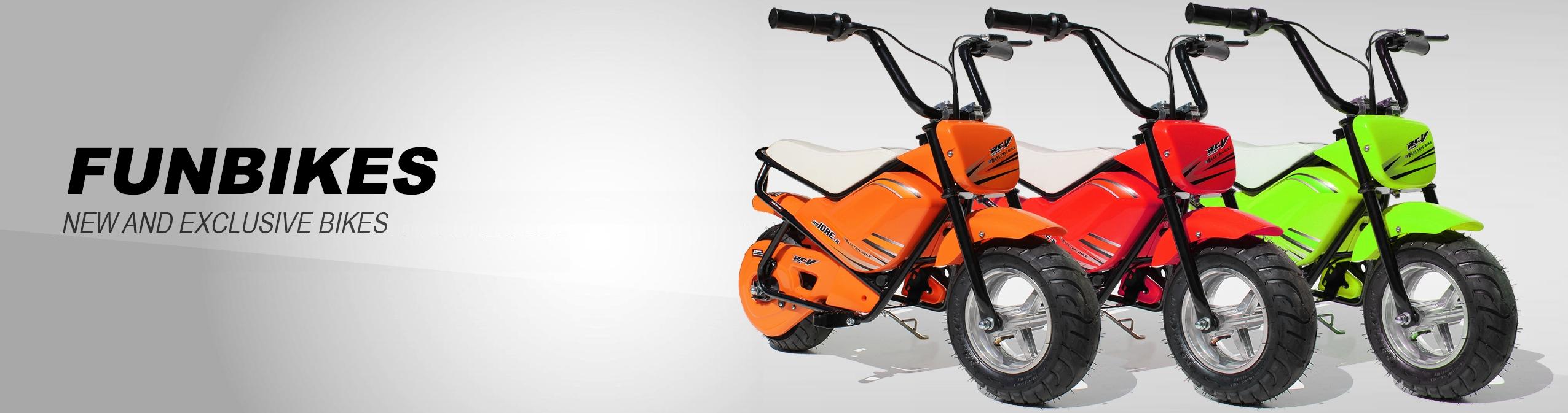 Xtreme 200w Fun Bike