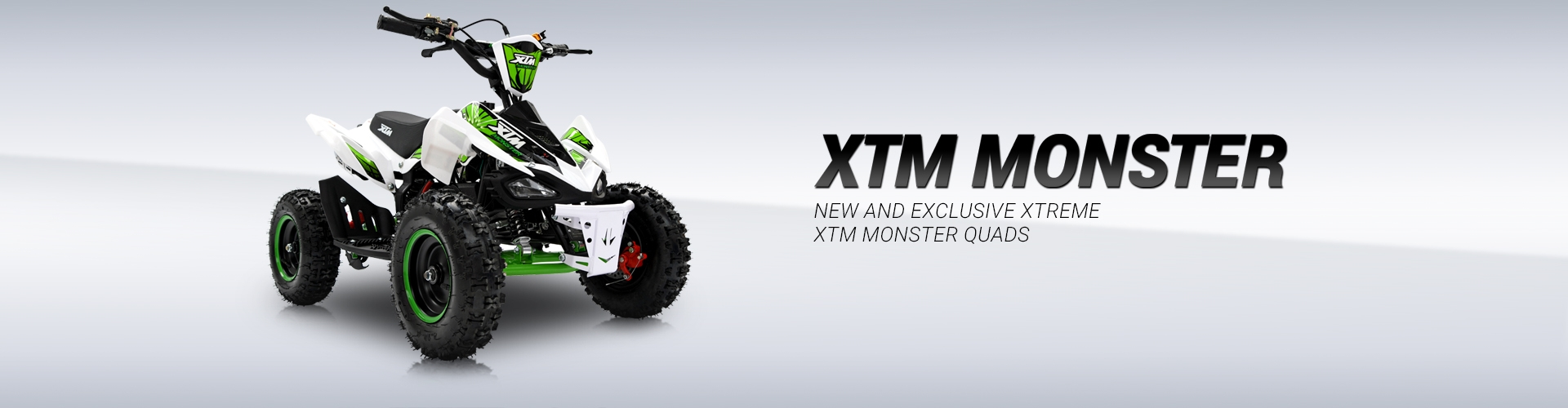 Monster Quad 50CC
