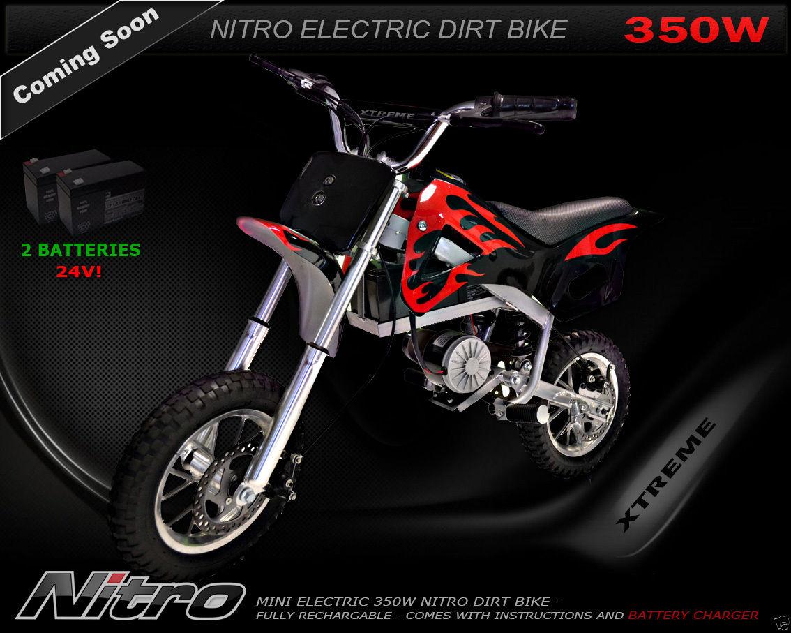 Nitro 350w Dirt Bike Parts