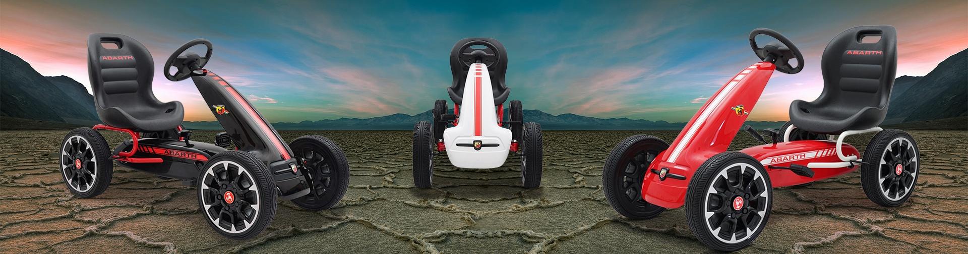 Abarth Pedal Go Kart