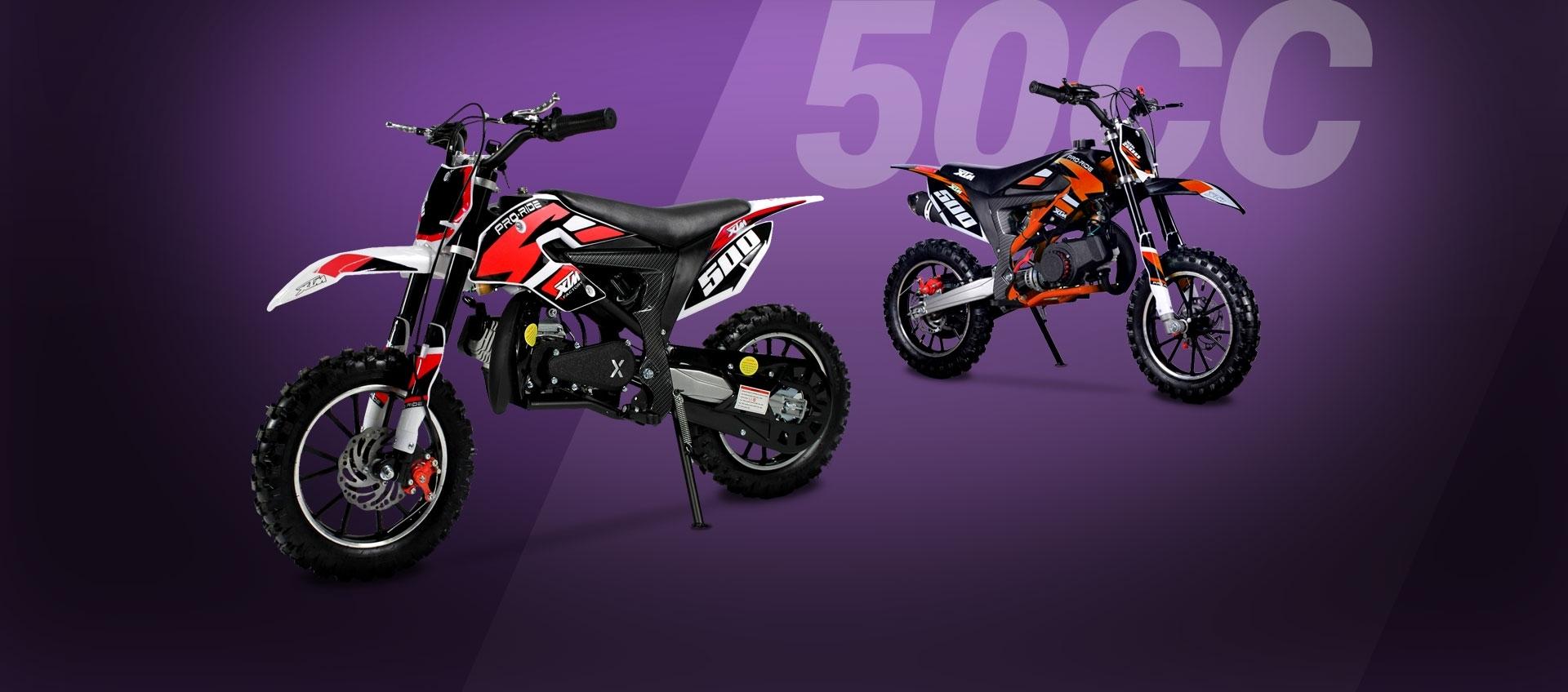 Pro-Rider Dirt Bike 50CC