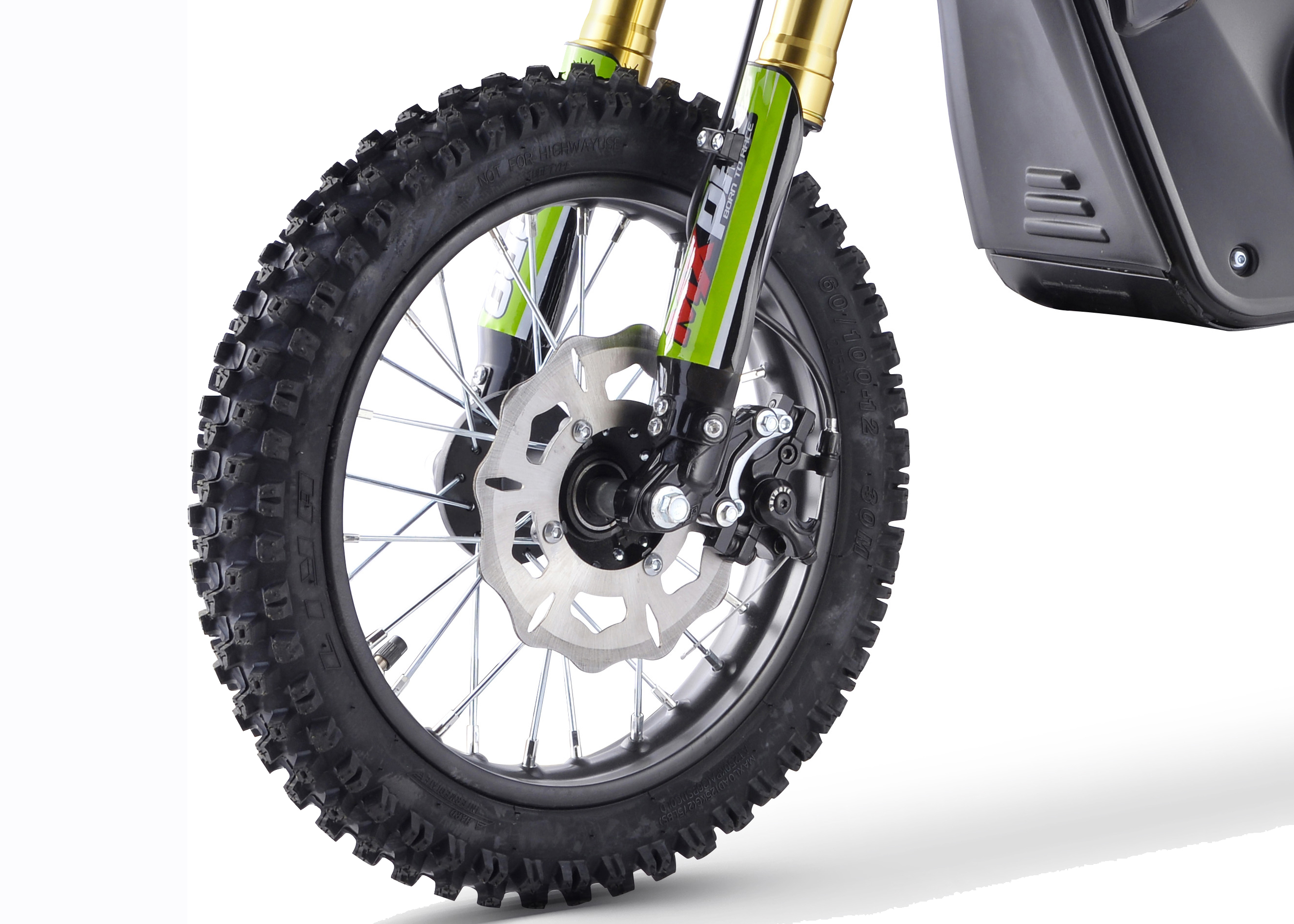12'' Front Wheel