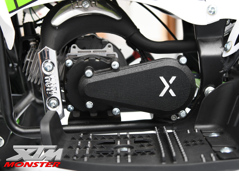 Race Clutch, X Gearbox