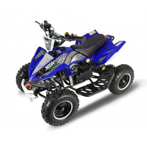 2017 LATEST DESIGN MONSTER 50cc QUAD BIKE IN BLUE