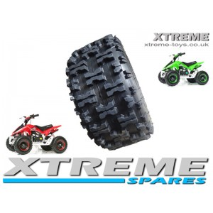"MINI QUAD BIKE TYRE / MONSTER ATV / GO KART TYRE 13 X 5.00 - 6"" INCH"