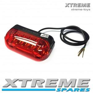 ELECTRIC SCOOTER 24V 36V 48V LED BRAKE LIGHT FOR ELECTRIC GO PED/ BIKE