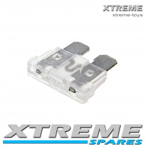 ELECTRIC XTM DIRT BIKE / QUAD BLADE FUSE 25AMP