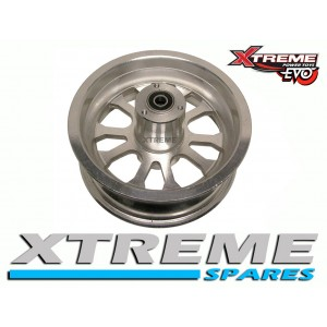 EVO SCOOTER FRONT RIM WITH BEARINGS AND SPACER 11 INCH
