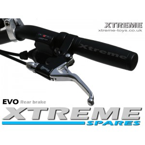 EVO PETROL SCOOTER / GO PED / DIRT BIKES / QUADS  REAR BRAKE LEVER