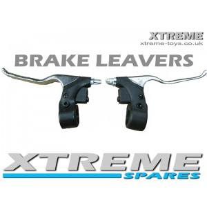 XTREME CRX 50 MINI DIRT BIKE BRAKE LEVERS