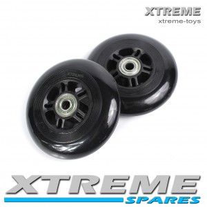 ELECTRIC FUNBIKE REPLACEMENT STABILISER WHEEL SET