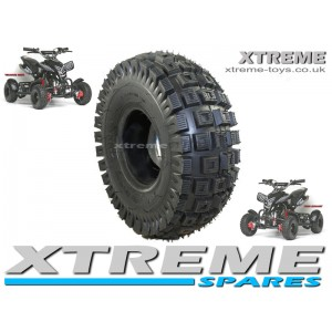 MINI QUAD BIKE TYRE / ATV / GO KART TYRE 3.00 - 4 INCH SPARE PARTS OFF-ROAD TYRE