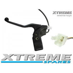 ELECTRIC 800W NITRO DIRT BIKE REAR BRAKE LEVER WITH WIRES