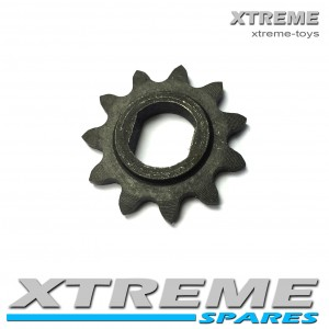 MINI XTM ELECTRIC DIRT BIKE 24v / 36v 500w 11 TOOTH SPROCKET FOR MOTOR