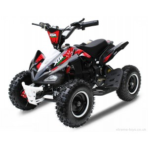XTREME MONSTER 800w QUAD BIKE IN RED