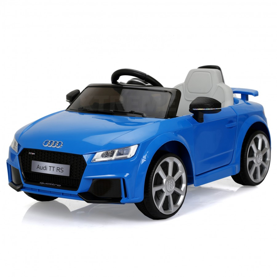 Xtreme 12v Official Licensed Audi TT RS Ride On Car In