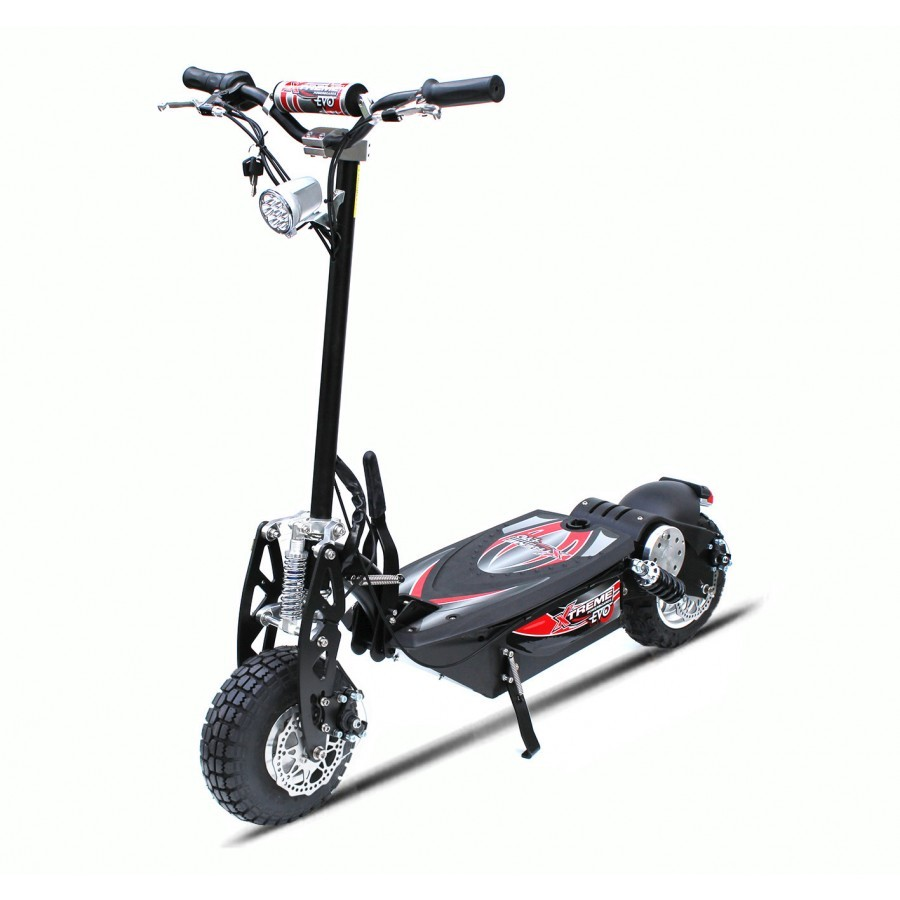 xtreme evo 1000w electric scooter 48v xtreme toys. Black Bedroom Furniture Sets. Home Design Ideas