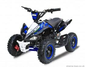 XTM MONSTER 36v 800w QUAD BIKE BLACK BLUE