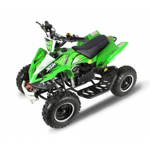 2017 LATEST DESIGN MONSTER 50cc QUAD BIKE IN GREEN