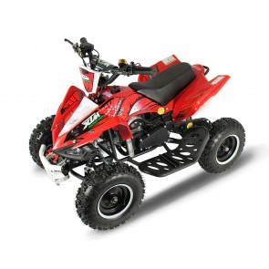 2017 LATEST DESIGN MONSTER 50cc QUAD BIKE IN RED