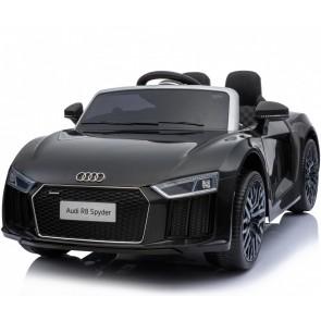Xtreme 12v Official Licensed Audi R8 Spyder Ride on Car Black