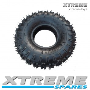 PETROL SCOOTER TYRE 4.10-4""