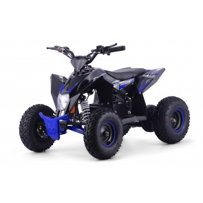 XTM RACING 48v 1300w QUAD BIKE WITH LITHIUM BATTERIES IN BLACK/ BLUE