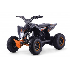 XTM RACING 48v 1300w QUAD BIKE WITH LITHIUM BATTERIES IN BLACK/ ORANGE