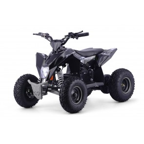XTM RACING 48v 1300w QUAD BIKE WITH LITHIUM BATTERIES IN BLACK/ SILVER