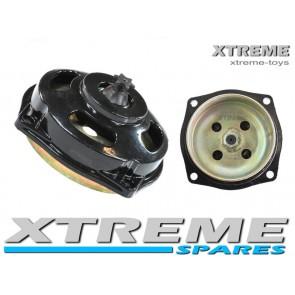 MINI QUAD/ PIT BIKE /MINI MOTO/ DIRT BIKE 6 TOOTH GEARBOX CLUTCH BELL 49cc