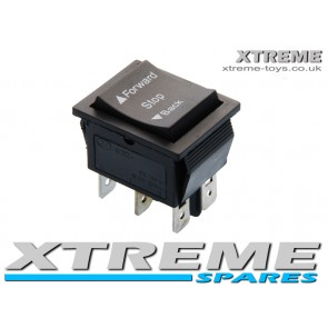 NEW 6V 12V RIDE ON CAR FORWARD / REVERSE SWITCH / STOP / BACK
