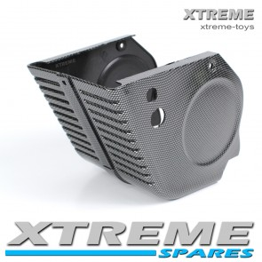 MINI XTM DIRT BIKE PLASTIC MOTOR CASE