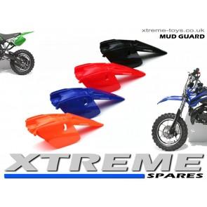 MINI DIRT BIKE CRX/ MOTOR BIKE PLASTICS KIT REAR MUDGUARD