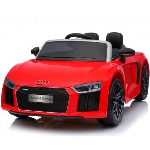 Xtreme 12v Official Licensed Audi R8 Spyder Ride on Car Red