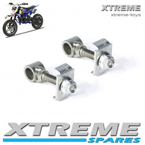MINI SUPERCROSS DIRT BIKE CHAIN TENSIONERS