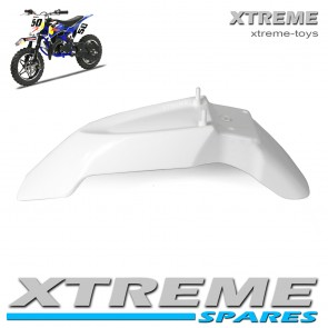 MINI SUPERCROSS DIRT BIKE FRONT MUDGUARD