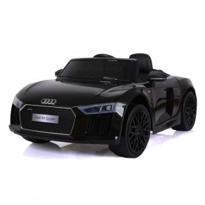 Xtreme 12v Official Licensed Audi R8 Spyder Ride on Car in Black