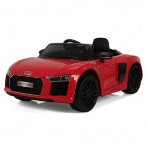Xtreme 12v Official Licensed Audi R8 Spyder Ride on Car in Red