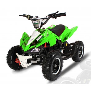 2017 LATEST MODEL XTREME MONSTER 800w QUAD BIKE IN GREEN