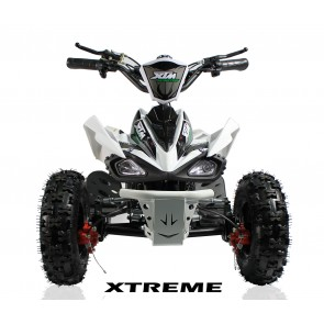 2017 LATEST DESIGN MONSTER 50cc QUAD BIKE IN WHITE