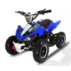 2017 LATEST MODEL XTREME MONSTER 800w QUAD BIKE IN BLUE