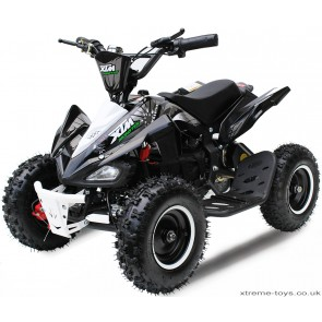 2017 LATEST MODEL XTREME MONSTER 800w QUAD BIKE BLACK/ SILVER