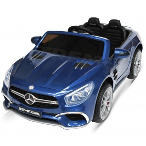 Xtreme 12v Licensed Mercedes-Benz SL65 AMG Coupe Ride on Car in Blue