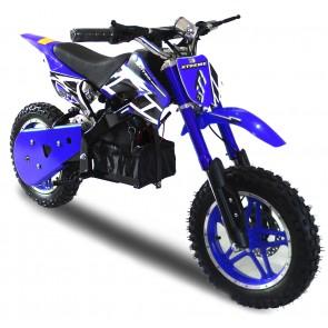 XTREME 36v 800w NITRO DIRT BIKE IN BLUE