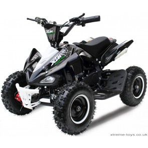 2017 LATEST DESIGN MONSTER 50cc QUAD BIKE IN BLACK/ SILVER