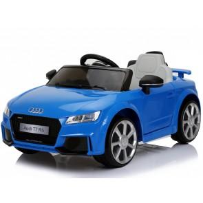 Xtreme 12v Official Licensed Audi TT RS Ride on Car in Blue