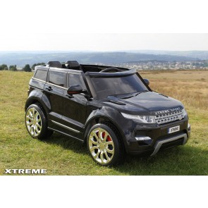 Xtreme 12v Ride on Range Rover HSE Style Car in Black
