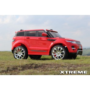 Xtreme 12v Ride on Range Rover HSE Style Car in Red