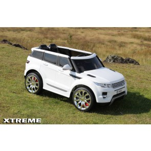 Xtreme 12v Ride on Range Rover HSE Style Car in White