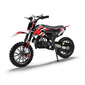 XTM PRO-RIDER 50cc DIRT BIKE RED